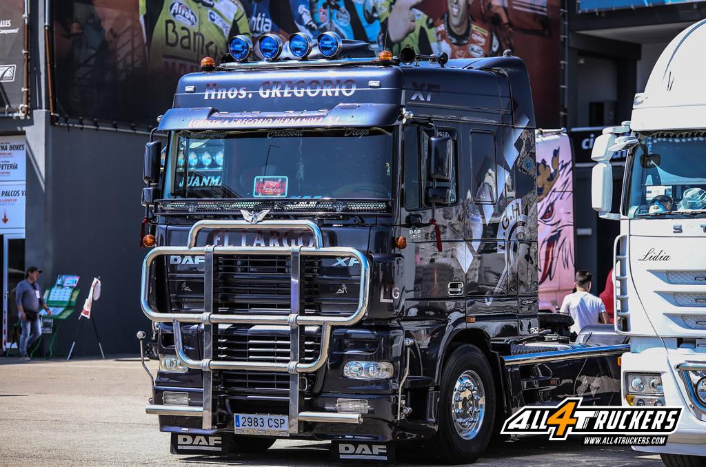 Camiones customizados All4truckers valencia nascar