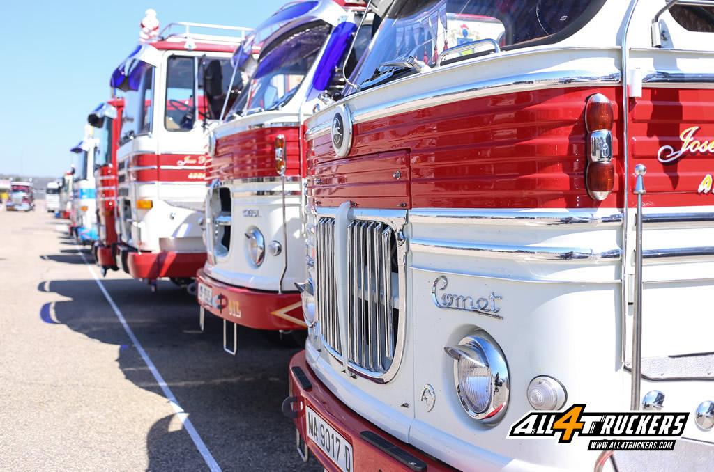 Camiones clasicos all4truckers valencia nascar