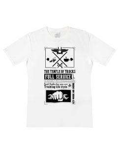 camiseta full service port 00