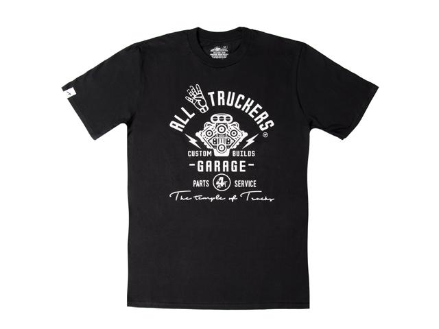 camiseta motor black 00